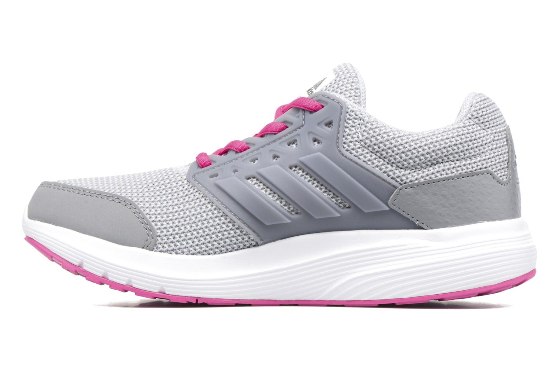 Sportschuhe Adidas Performance galaxy 3.1 w grau ansicht von vorne