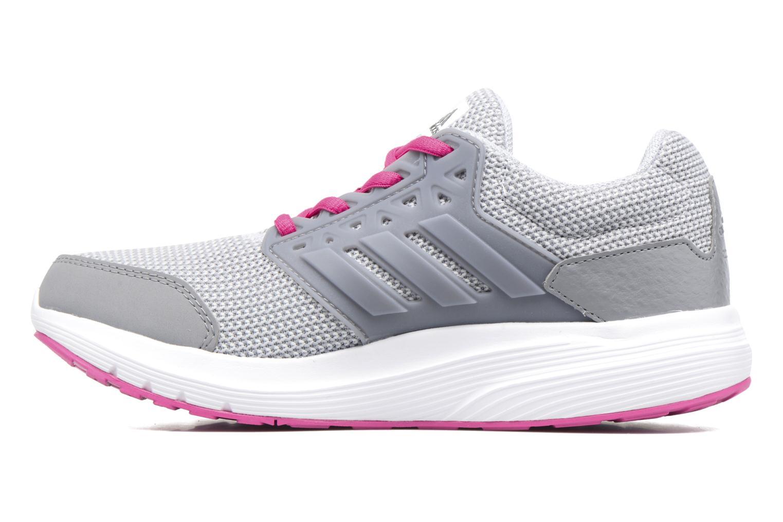 Chaussures de sport Adidas Performance galaxy 3.1 w Gris vue face