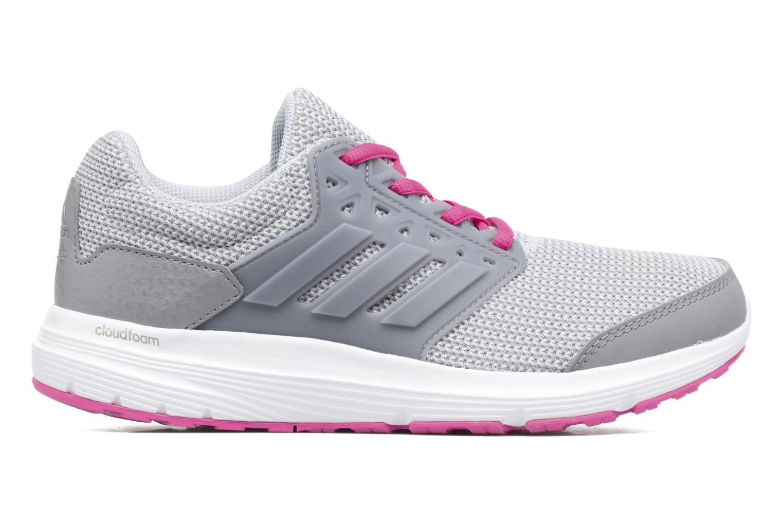 Sportschuhe Adidas Performance galaxy 3.1 w grau ansicht von hinten