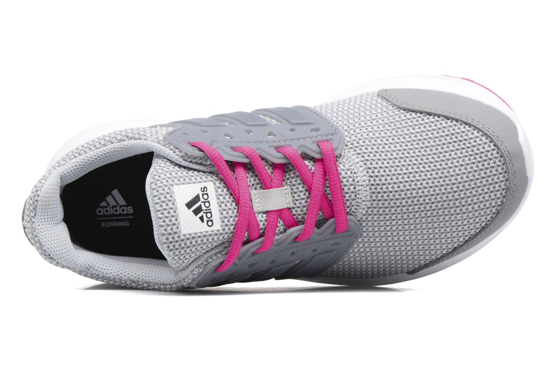 Sportschuhe Adidas Performance galaxy 3.1 w grau ansicht von links