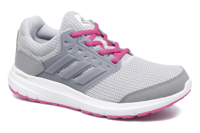 Chaussures de sport Adidas Performance galaxy 3.1 w Gris vue détail/paire