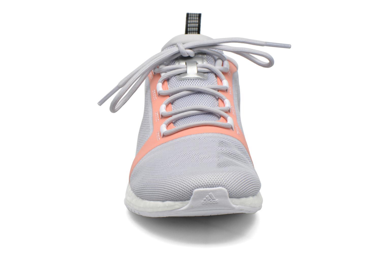 Sport shoes Adidas Performance PureBOOST X TR 2 Grey model view