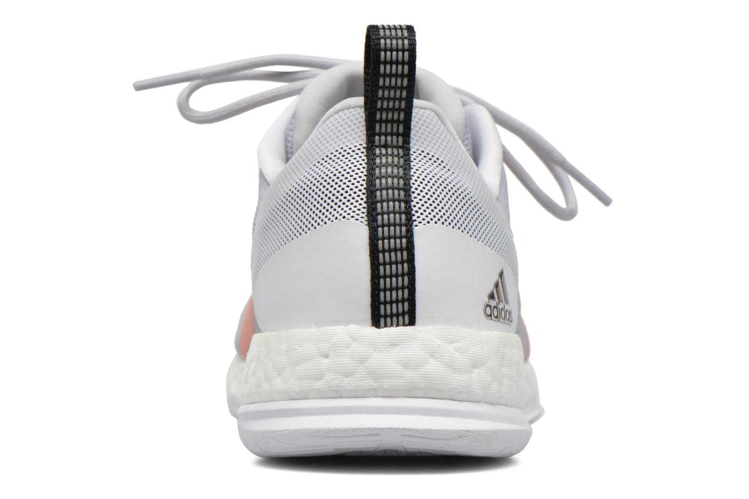 Sport shoes Adidas Performance PureBOOST X TR 2 Grey view from the right