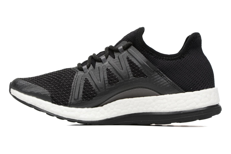 Chaussures de sport Adidas Performance PureBOOST Xpose Noir vue face