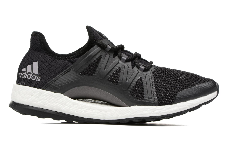 Chaussures de sport Adidas Performance PureBOOST Xpose Noir vue derrière