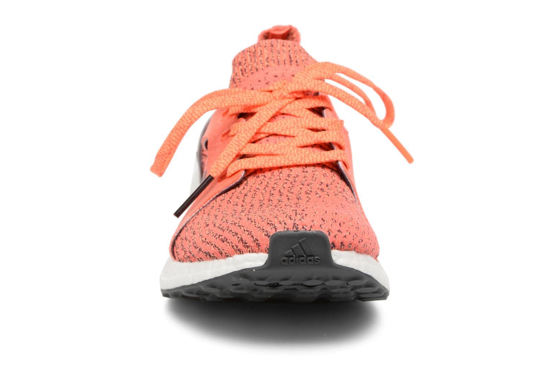 Chaussures de sport Adidas Performance UltraBOOST X Marron vue portées chaussures