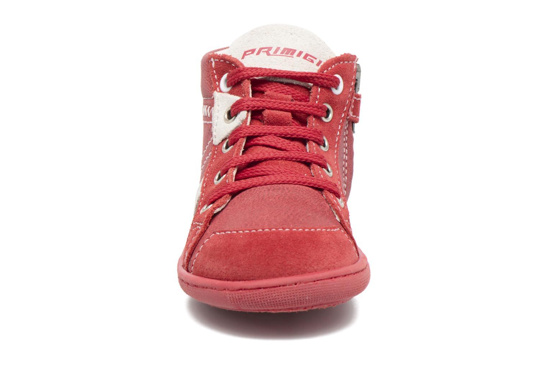 Bottines et boots Primigi Alina Rouge vue portées chaussures