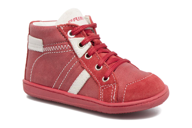 Bottines et boots Primigi Alina Rouge vue détail/paire