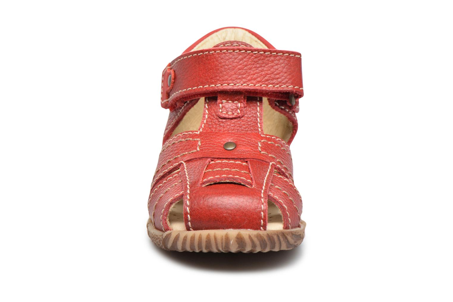 Sandals Primigi Gabrio Red model view