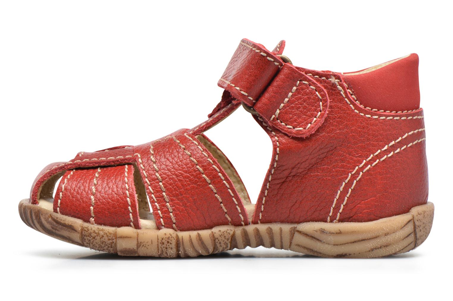 Sandals Primigi Gabrio Red front view