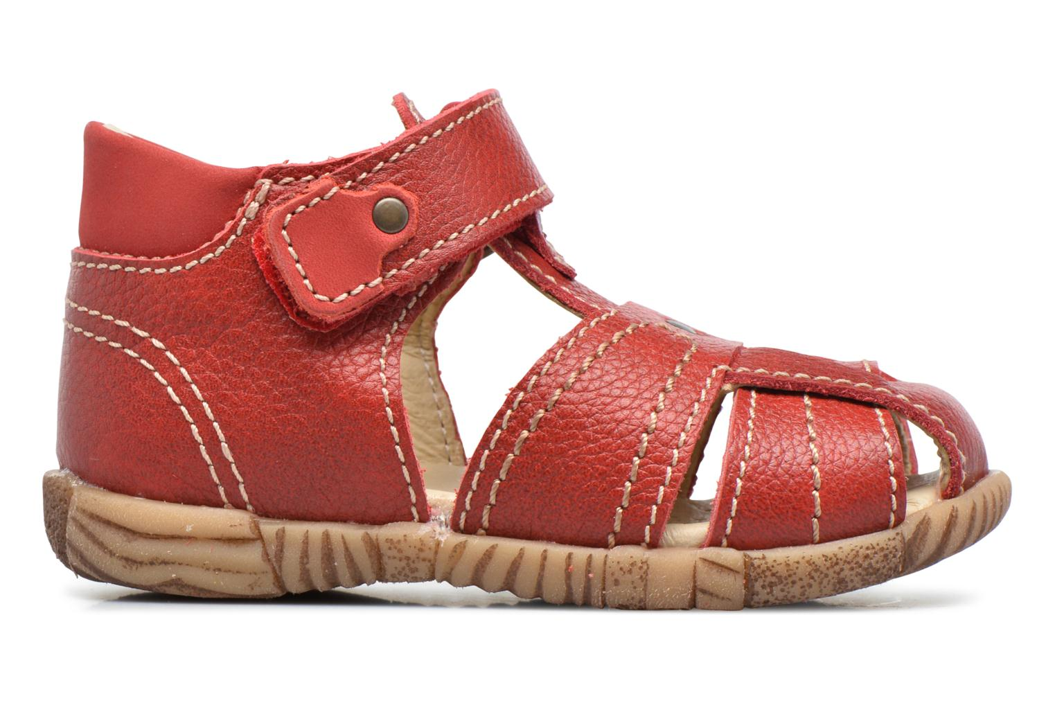 Sandals Primigi Gabrio Red back view