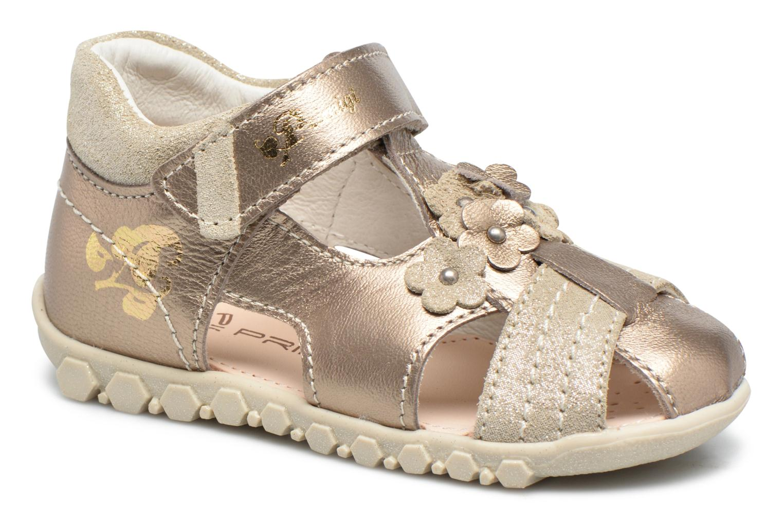 Sandales et nu-pieds Primigi Belinda Or et bronze vue détail/paire