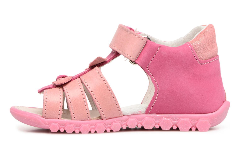 Sandals Primigi Bruna Pink front view