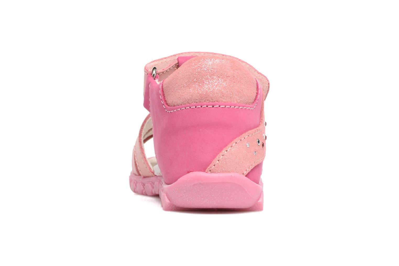 Sandali e scarpe aperte Primigi Bruna Rosa immagine destra