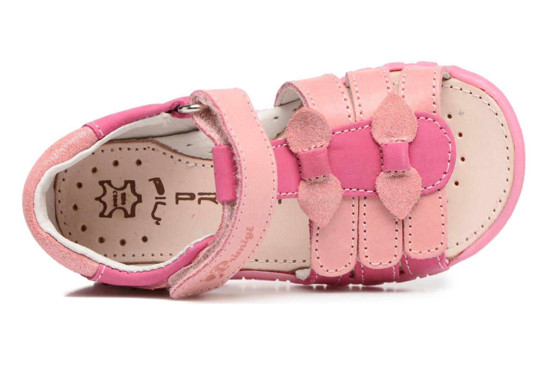 Sandals Primigi Bruna Pink view from the left