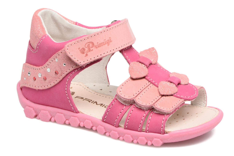 Sandals Primigi Bruna Pink detailed view/ Pair view