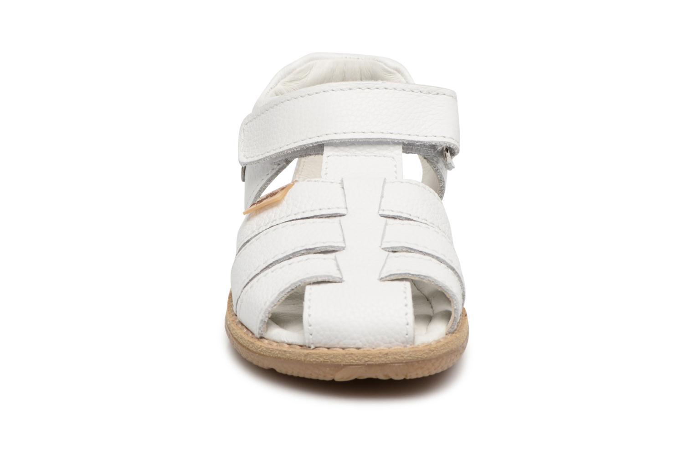 Sandales et nu-pieds Primigi Victorio Blanc vue portées chaussures