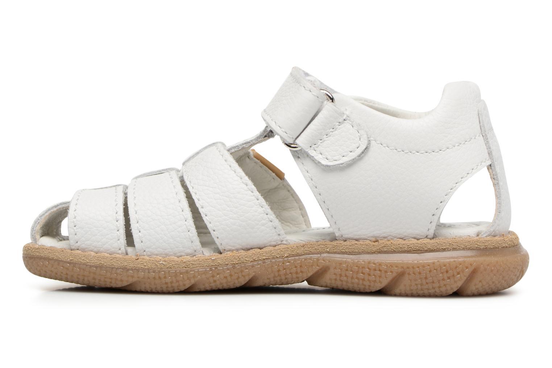 Sandals Primigi Victorio White front view