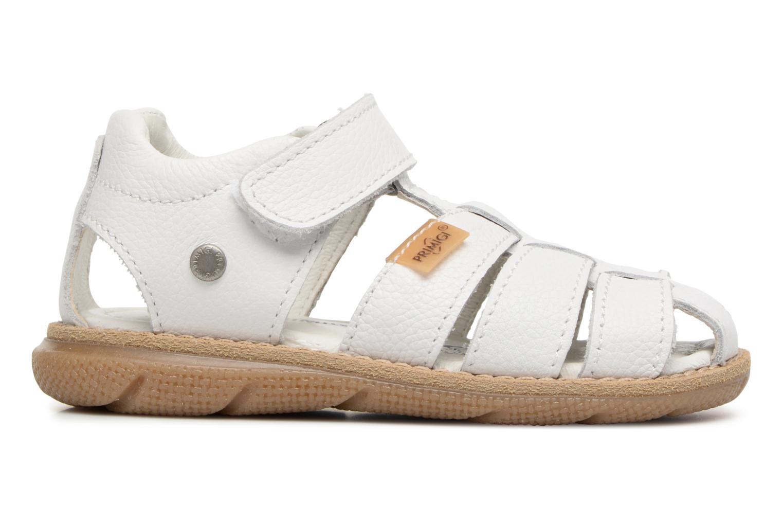 Sandals Primigi Victorio White back view