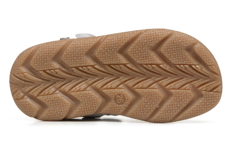 Sandales et nu-pieds Primigi Victorio Blanc vue haut