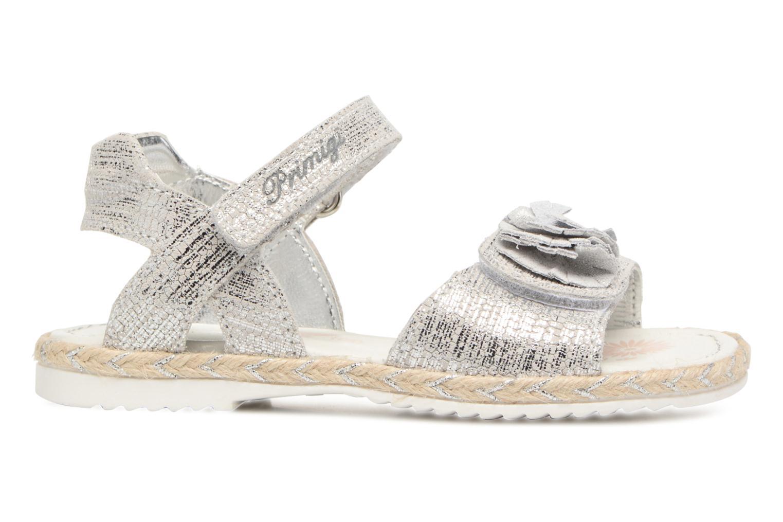 Sandales et nu-pieds Primigi Mignona Argent vue derrière