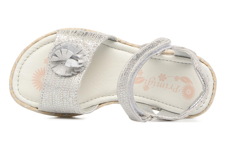 Sandales et nu-pieds Primigi Mignona Argent vue gauche