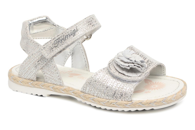 Sandales et nu-pieds Primigi Mignona Argent vue détail/paire
