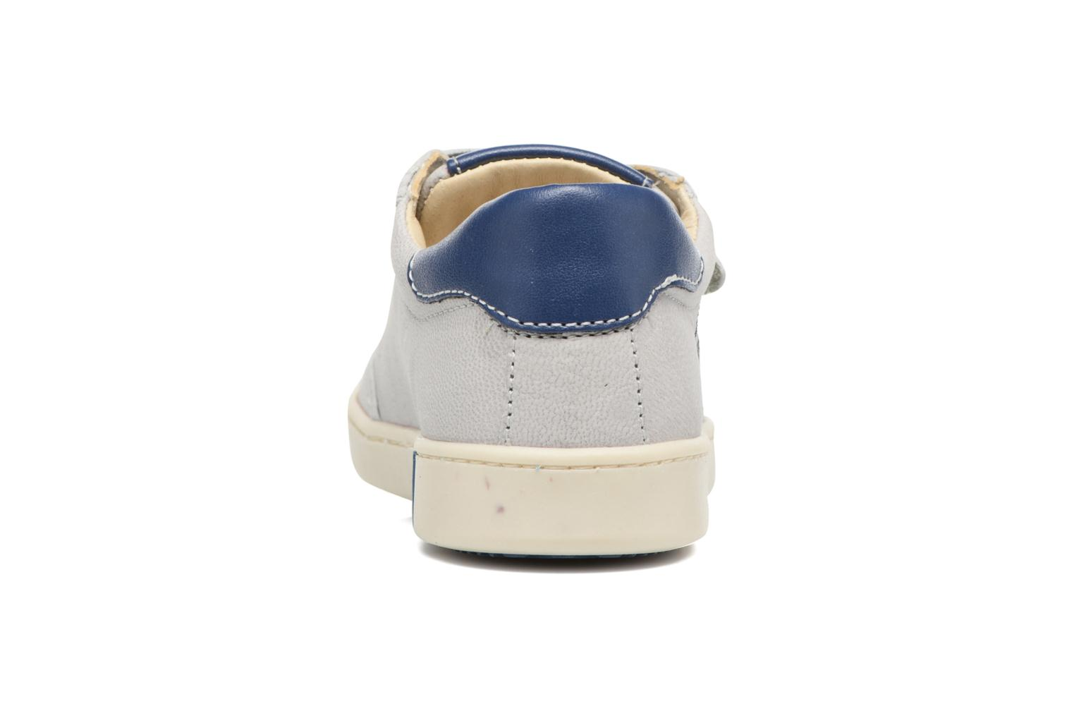Trainers Primigi Rocco Grey view from the right