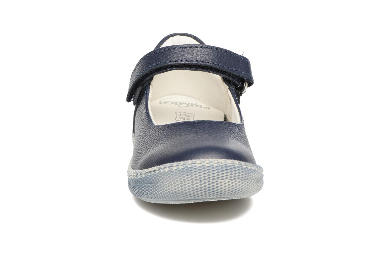 Ballerine Primigi Classica Azzurro modello indossato