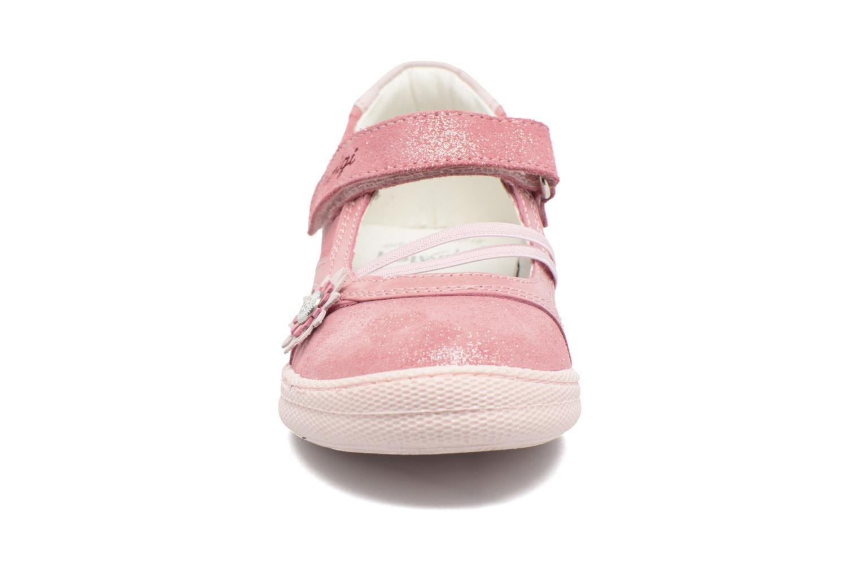 Ballerines Primigi Iris Rose vue portées chaussures