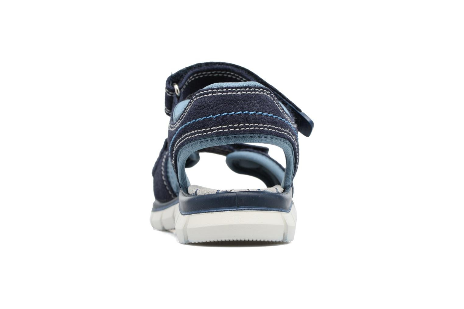 Trainers Primigi Polo Blue view from the right