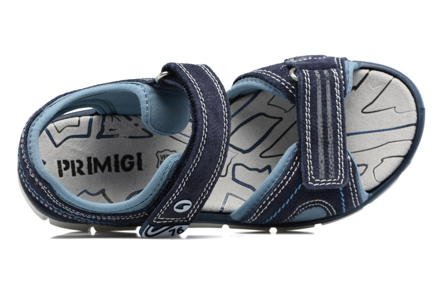 Trainers Primigi Polo Blue view from the left
