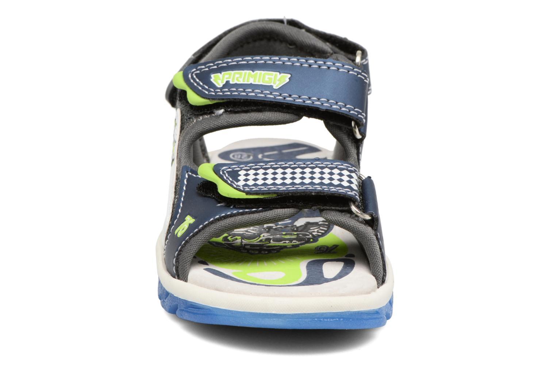 Sandales et nu-pieds Primigi Valerio Multicolore vue portées chaussures