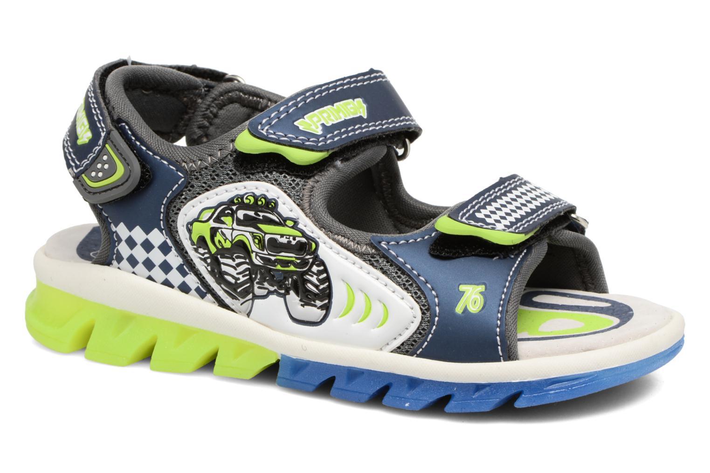Sandales et nu-pieds Primigi Valerio Multicolore vue détail/paire