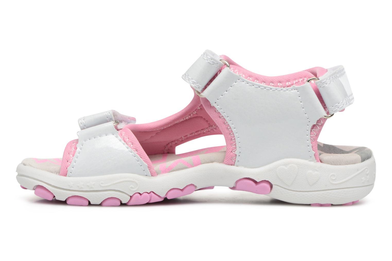 Sandales et nu-pieds Primigi Oli Rose vue face