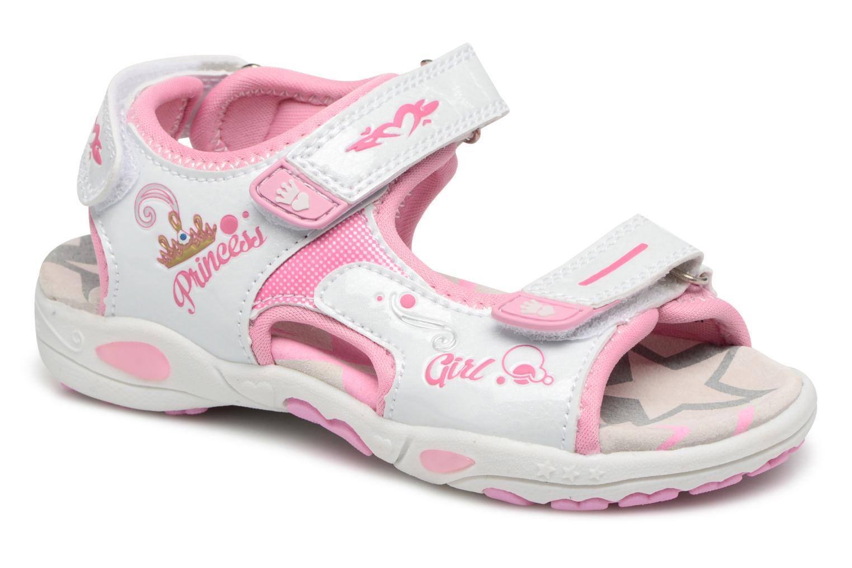 Sandales et nu-pieds Primigi Oli Rose vue détail/paire