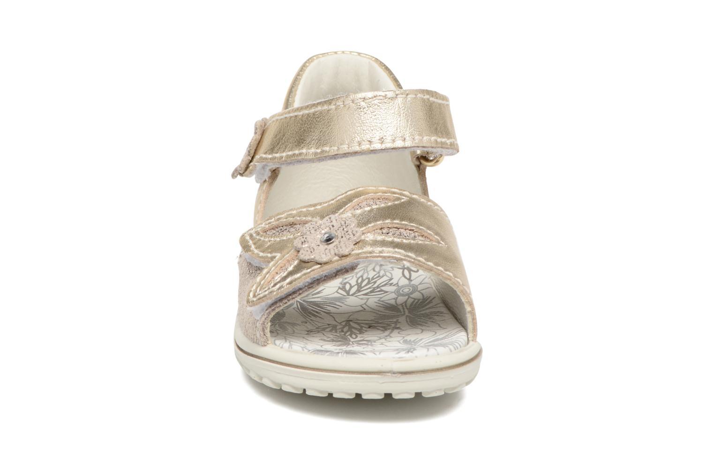 Sandales et nu-pieds Primigi Camilla Or et bronze vue portées chaussures