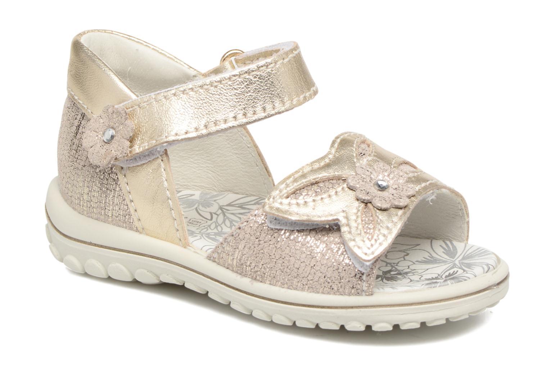 Sandales et nu-pieds Primigi Camilla Or et bronze vue détail/paire