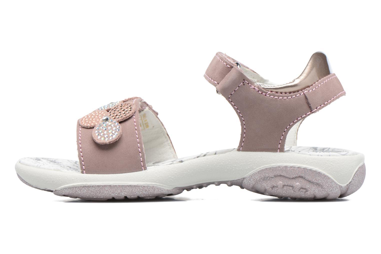 Sandali e scarpe aperte Primigi Anita Marrone immagine frontale