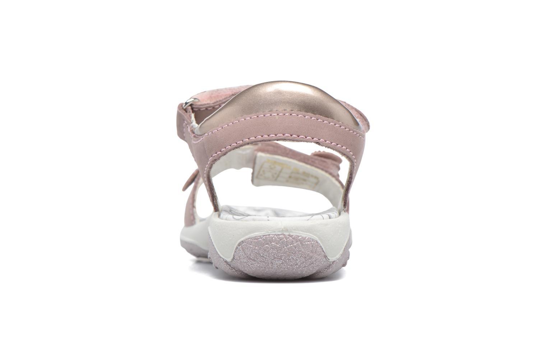 Sandali e scarpe aperte Primigi Anita Marrone immagine destra