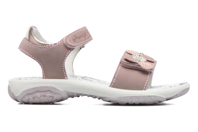 Sandales et nu-pieds Primigi Anita Marron vue derrière