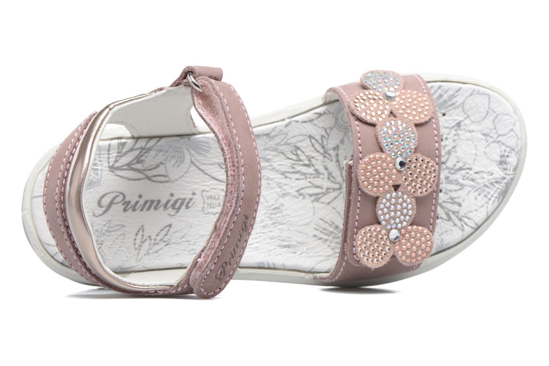 Sandali e scarpe aperte Primigi Anita Marrone immagine sinistra