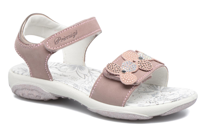 Sandales et nu-pieds Primigi Anita Marron vue détail/paire