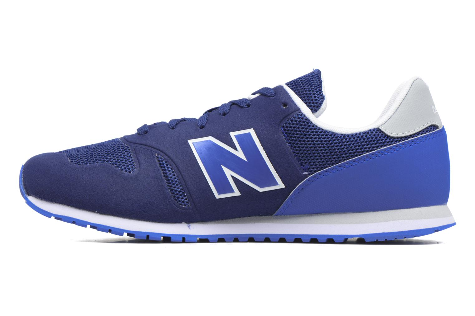 Trainers New Balance KD373 J Blue front view