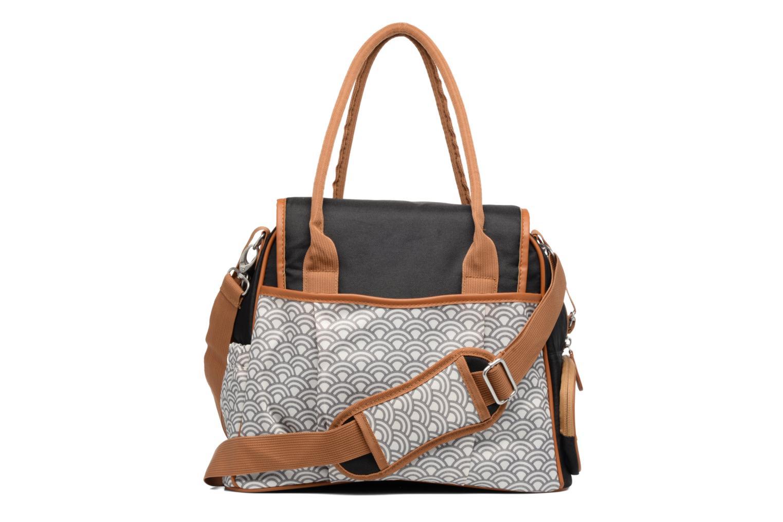 Handtaschen Babymoov Sac à Langer Style Bag schwarz ansicht von vorne