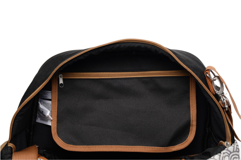 Handtaschen Babymoov Sac à Langer Style Bag schwarz ansicht von hinten