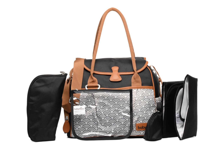 Handtaschen Babymoov Sac à Langer Style Bag schwarz ansicht von links