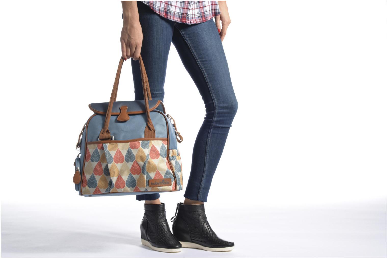 Handtaschen Babymoov Sac à Langer Style Bag schwarz ansicht von oben