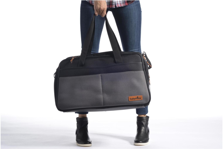Sacs à main Babymoov Sac à Langer Traveller Bag Gris vue haut