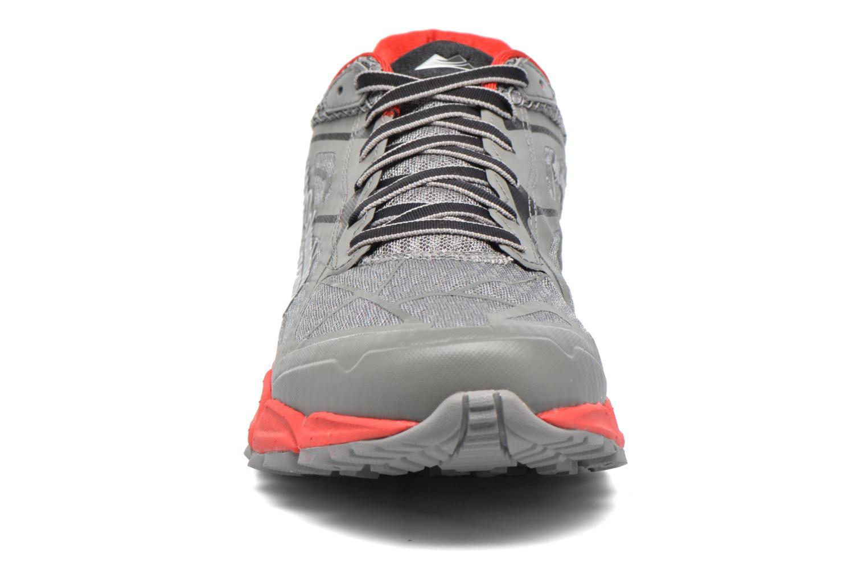 Chaussures de sport Columbia Caldorado II Gris vue portées chaussures
